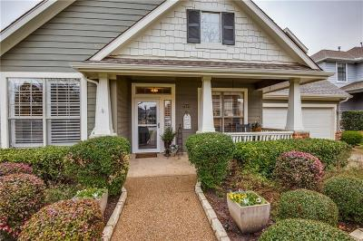 McKinney Single Family Home Active Option Contract: 7200 Queen Anne Drive