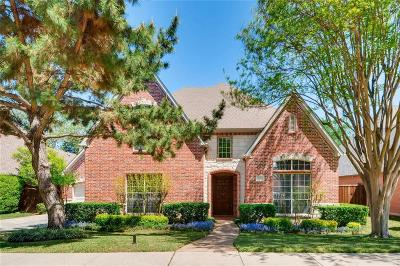 Coppell Single Family Home For Sale: 310 Hearthstone Lane
