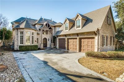 Mckinney Single Family Home For Sale: 6413 Avalon Woods Drive