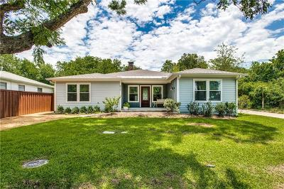 McKinney Single Family Home For Sale: 815 Cedar Street