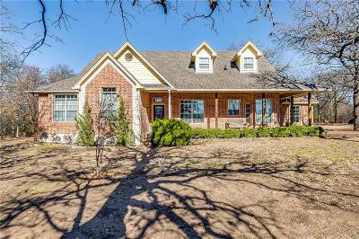 Cleburne Single Family Home For Sale: 1413 County Road 700
