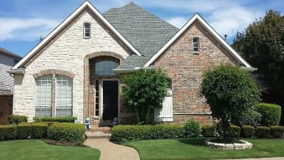 Irving Single Family Home For Sale: 3339 Ricci Lane