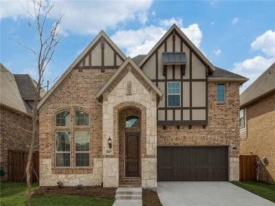 Mckinney Single Family Home For Sale: 5817 Folsum Place