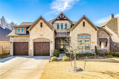 Burleson Single Family Home For Sale: 245 Prairie Oak Court