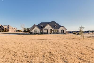 Aledo Single Family Home Active Contingent: 306 Parc Oaks Court