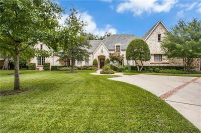 Dallas Single Family Home For Sale: 4241 Woodfin Drive