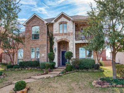 Frisco Single Family Home Active Option Contract: 11959 Tyler Drive