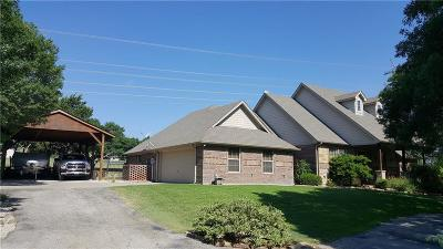 Weatherford Single Family Home Active Contingent: 277 Trailwood Drive