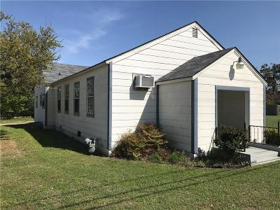 Weatherford Single Family Home For Sale: 405 S Bowie Drive