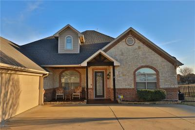 Parker County, Tarrant County, Hood County, Wise County Single Family Home Active Option Contract: 1605 Lady Amber Lane
