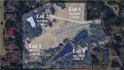 Colleyville Residential Lots & Land For Sale: 7209 John McCain Road