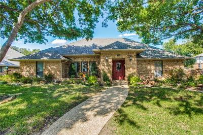 Carrollton Single Family Home Active Option Contract: 2315 Highlands Creek Road