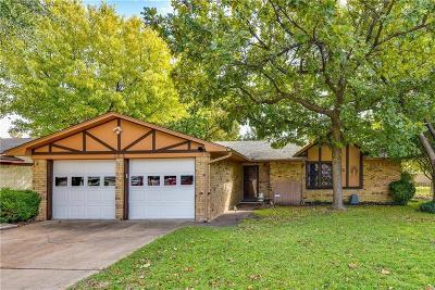 Waxahachie Single Family Home For Sale: 105 San Jacinto Street