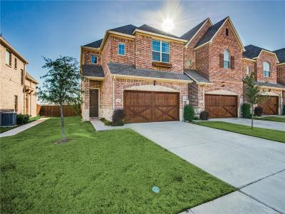 Lewisville Townhouse For Sale: 142 Preserve Place