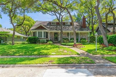 Dallas, Fort Worth Single Family Home For Sale: 2538 Beechmont Drive