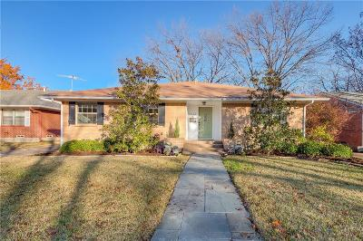 Single Family Home For Sale: 9622 Lanward Drive