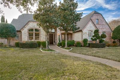 Southlake Single Family Home Active Option Contract: 716 Manchester Court