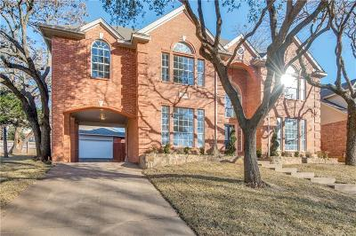 Grapevine Single Family Home Active Kick Out: 1044 S Aspenwood Drive