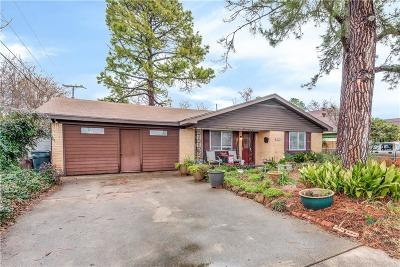 Hurst, Euless, Bedford Single Family Home Active Option Contract: 212 Bedford Court W