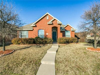 Allen Single Family Home For Sale: 1119 Shady Brook Drive