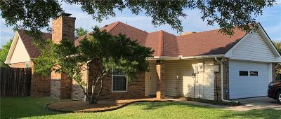 Single Family Home For Sale: 2209 Placid Drive