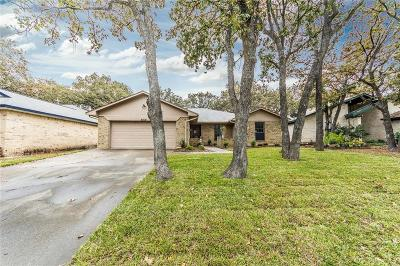 Irving Single Family Home For Sale: 4014 Double Tree Trail