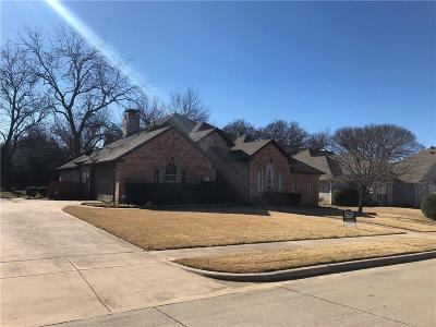 Argyle Single Family Home For Sale: 212 Oregon Trail