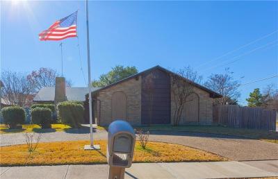 Richardson Single Family Home For Sale: 1800 Auburn Drive