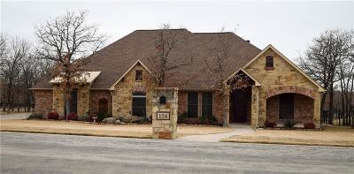 Lipan Single Family Home Active Option Contract: 124 Birdie Drive