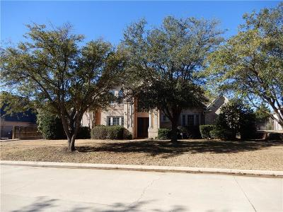 Southlake Single Family Home For Sale: 1340 Bent Trail Circle