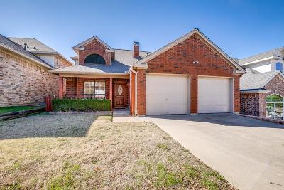 Rockwall Single Family Home For Sale: 3145 Bourbon Street Circle