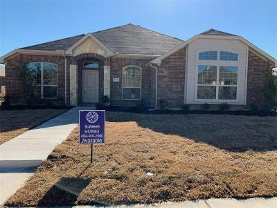 Royse City Single Family Home For Sale: 205 Singleton Drive