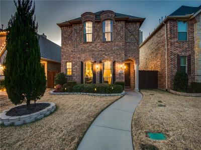 Lewisville Single Family Home Active Option Contract: 185 Carrington Lane