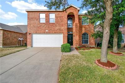 Denton Single Family Home For Sale: 6105 Moor Hen Drive
