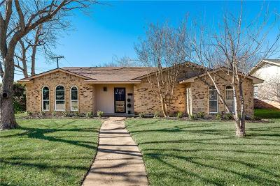 Single Family Home For Sale: 9707 Queenswood Lane