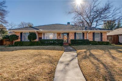 Richardson Single Family Home For Sale: 2022 Sage Valley Drive