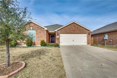 Anna TX Single Family Home For Sale: $216,000