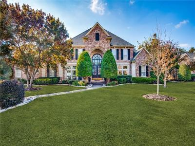 Southlake Single Family Home For Sale: 1680 Bent Creek Drive