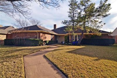 Richardson Single Family Home For Sale: 1321 Chesterton Drive