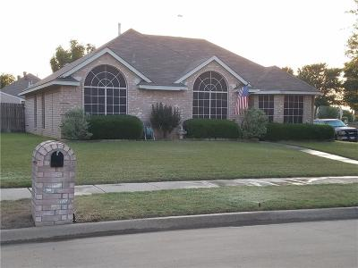 Frisco Single Family Home For Sale: 8281 Durham Drive
