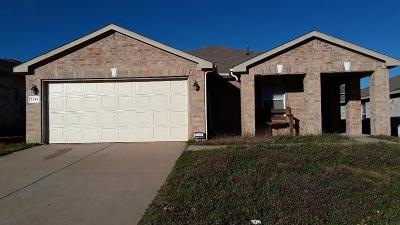 Fort Worth Single Family Home For Sale: 7913 Meadow View Trail