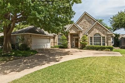 Mckinney Single Family Home For Sale: 2627 Valley Creek Trail
