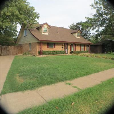 Irving Single Family Home For Sale: 802 Beacon Hill Drive