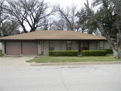 Azle TX Single Family Home For Sale: $169,900