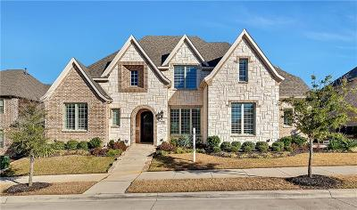 Southlake Single Family Home For Sale: 405 Winding Ridge Trail