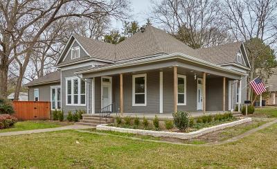 Terrell Single Family Home For Sale: 1001 N Frances Street