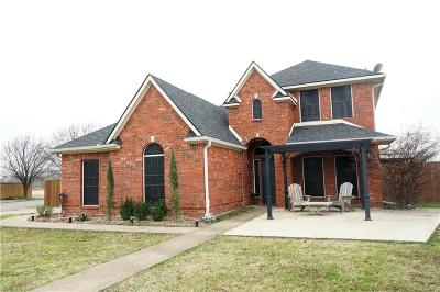Sherman Single Family Home For Sale: 1732 Fairway Drive