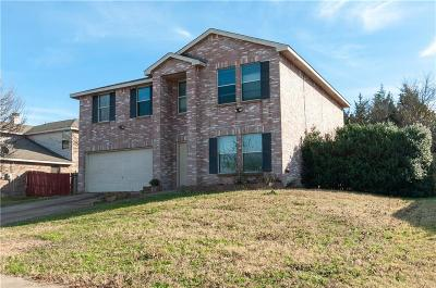 Cedar Hill Single Family Home For Sale: 1205 Beatty Drive