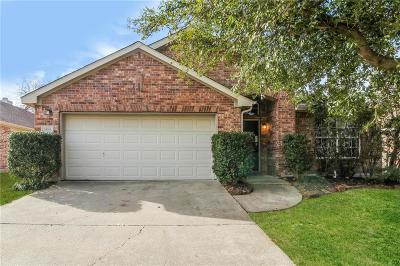 McKinney Single Family Home For Sale: 3400 Corral Creek Drive