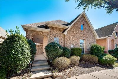 Frisco Single Family Home Active Option Contract: 7576 Petersburgh Place
